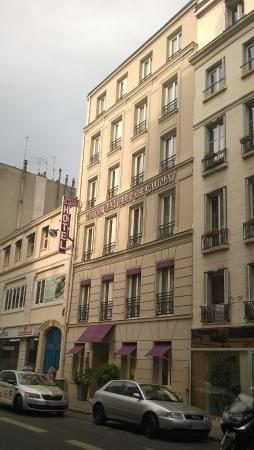 Bastille de Launay Hotel: Hotel