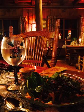 Restaurant at Hohmeyer's Lake Clear Lodge