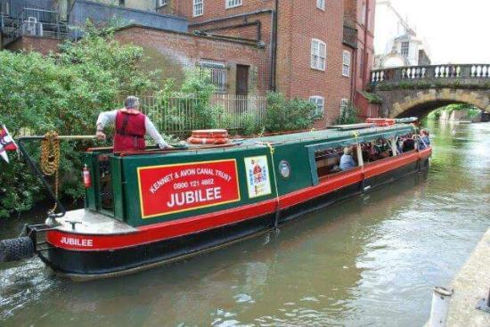 Trip Boat Jubilee
