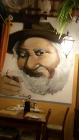 Restaurante os Marafados: Jantar que demorou mas a sinceridade do dono e a sua simpatia. .. deixou nos desarmados.