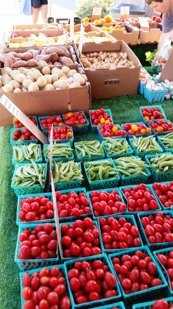 French Market : Good looking produce!  Fresh and local!