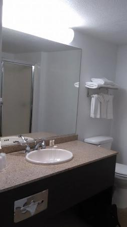 Buffalo Bill's Resort & Casino: Bathroom