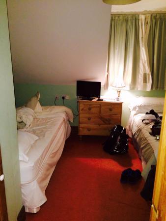 Stelling Minnis, UK: Room 5 Heathwood Lodge B&B