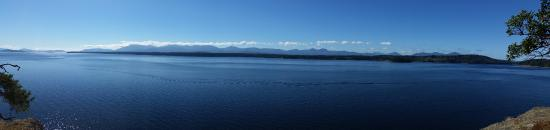 Nanaimo, Canadá: Stunning view