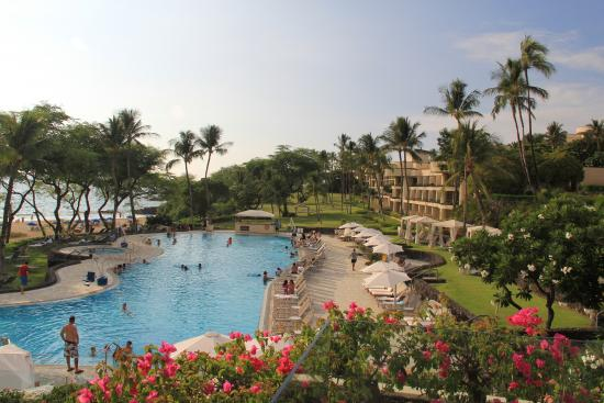 The Westin Hapuna Beach Resort Prince Hotel Pool