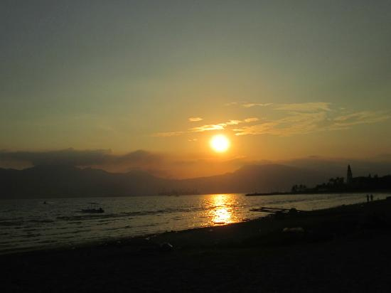 Subic Park Hotel : Subic Sunset