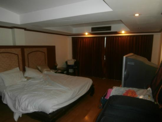 Absolute Sea Pearl Beach Resort & Spa: Bedroom