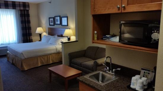 Holiday Inn Express & Suites Vernal-Dinosaurland: Suite Suite