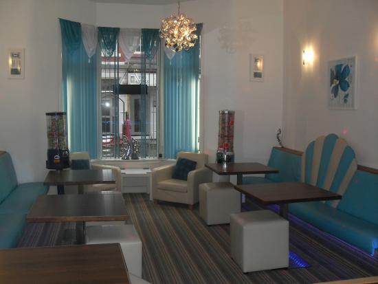 The Beeches Hotel, Blackpool: new bar area 2015