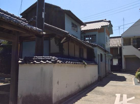 Mitarai Shitikyo Ochi Remains