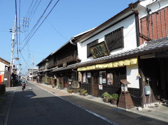 Nakasendootajuku: 太田宿の面影が残る街並み