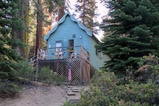 Larger Cabin Picture Of Huntington Lake Resort Lakeshore Tripadvisor
