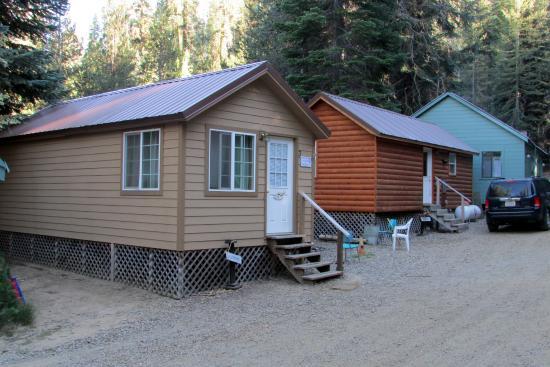 New Cabins Picture Of Huntington Lake Resort Lakeshore Tripadvisor