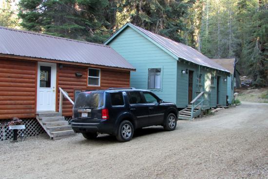 Cabins 4 5 6 Picture Of Huntington Lake Resort Lakeshore Tripadvisor