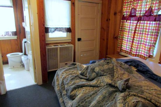 Lakeshore, Californië: bedroom heater
