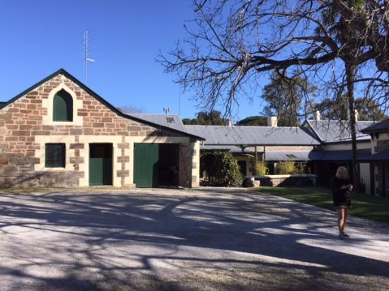Collingrove Homestead: beautiful stables