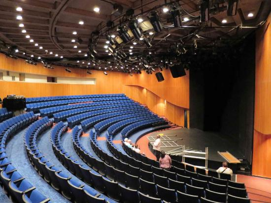 The Egg Lewis A Swyer Theatre Which Seats 450