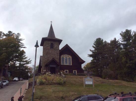 St. Eustace Episcopal Church: photo1.jpg