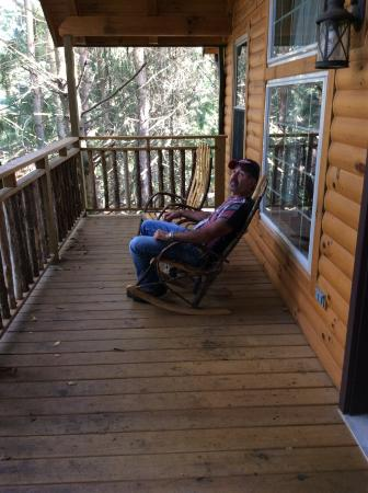 Coblentz Country Cabins: Time to relax