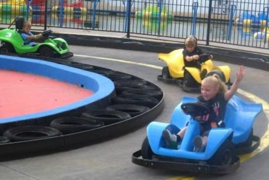 Go Karts For Kids Picture Of Adventure Landing Dallas