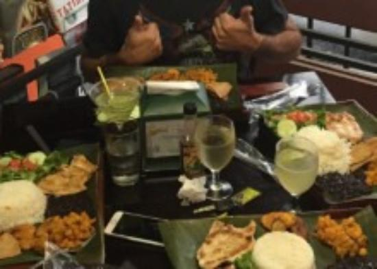 La Carretta : Dinner!
