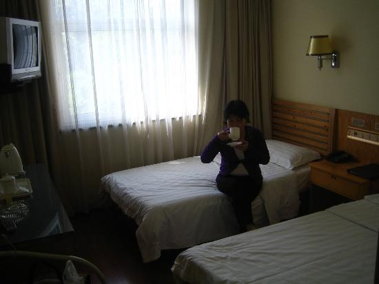 King's Joy Hotel: Room