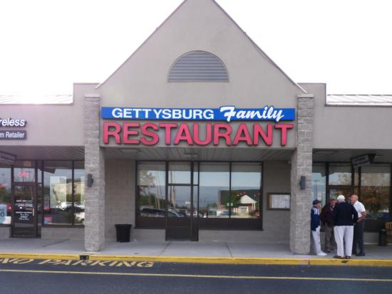 Gettysburg Family Resturant Picture Of Gettysburg Family