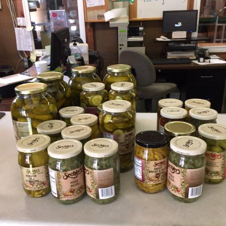 Sechler's Pickles