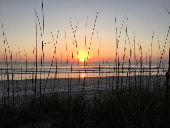 The Silver Sands Saint Augustine : sunrise