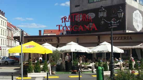 Trattoria Toscana Caffe Venezia Casa Mia Szczecin - Picture of ...