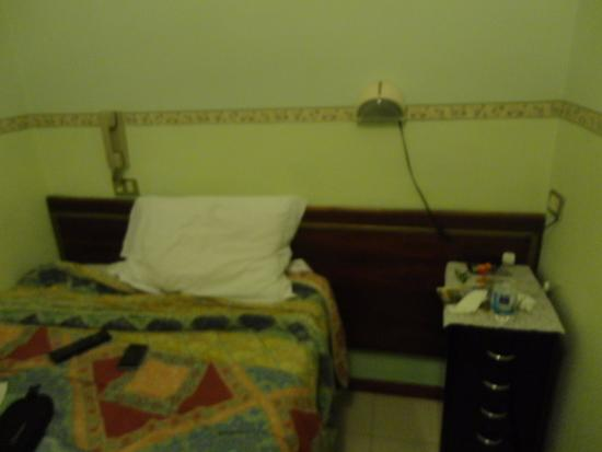 Grotta Antica Hotel: Quarto, Rocca Antica