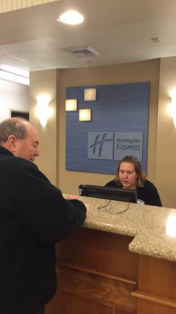 Holiday Inn Express Hotel & Suites Lacey: photo0.jpg