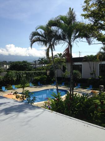 Alajuela, Costa Rica: Outdoor pool area