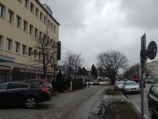 Munchen Hotel Erb