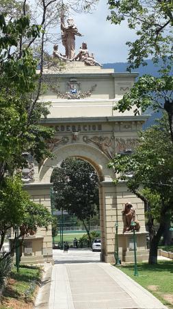 Ezequiel Zamora Park: Parque El Calvario
