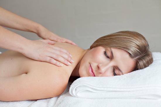 lokal massage liten