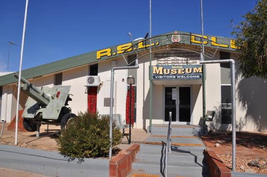 Alice Springs RSL War Museum