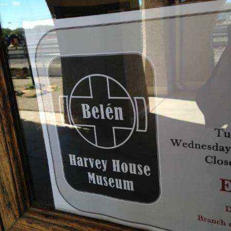 Belen Harvey House Museum : Harvey House Museum - A must see!