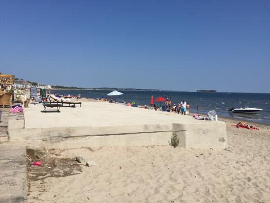 Cool Laurel Beach Picture Of Milford Connecticut Tripadvisor Home Remodeling Inspirations Propsscottssportslandcom