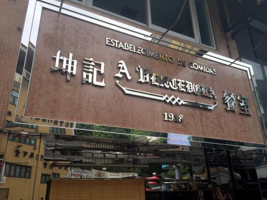 A Vencedora In Macau
