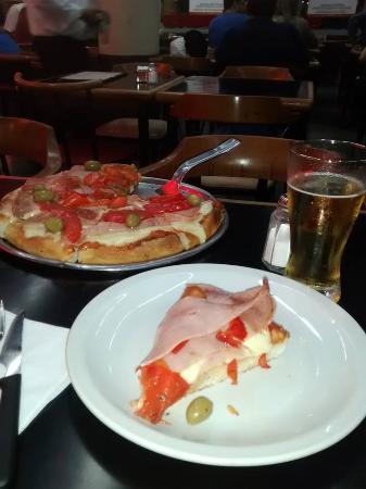 Cafe Pizza Podestá - Picture of Cafe Pizza Podesta, Buenos