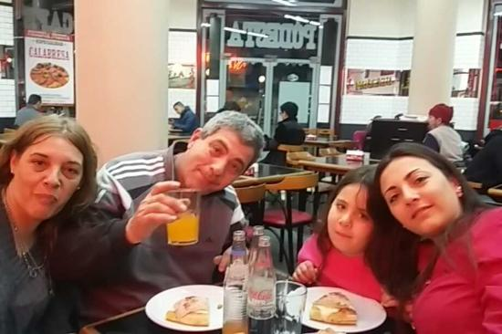 1 - Picture of Cafe Pizza Podesta, Buenos Aires - TripAdvisor