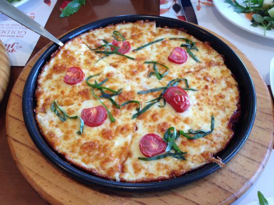 Pizza Hill: 마르게리타 피자