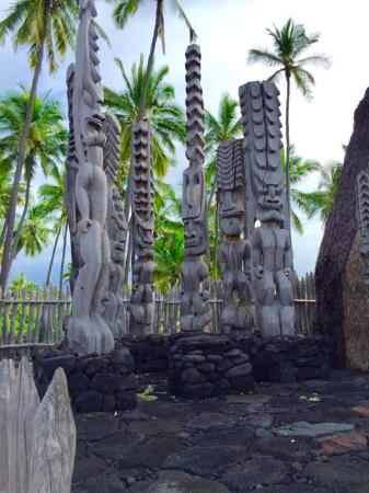 Honaunau, Havaí: The Place of Refuge