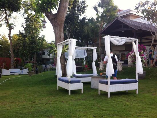 Cattleya Suite by Marbella: Garden