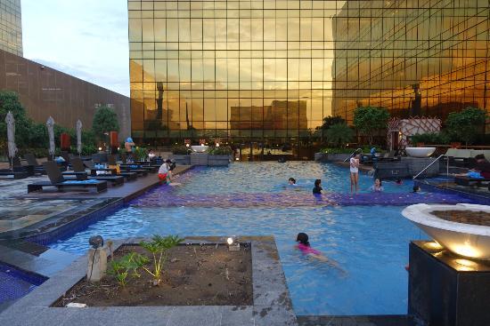 Pool Picture Of Hyatt City Of Dreams Manila Paranaque