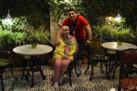 Hotel Niles Istanbul : Amazing Hotel Niles Reception