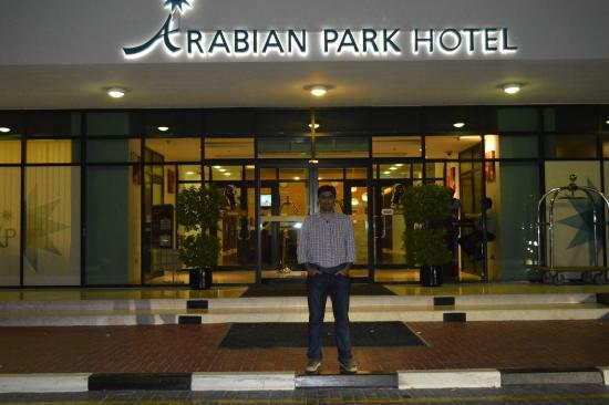 Arabian park hotel picture of arabian park hotel dubai for Arabian hotel