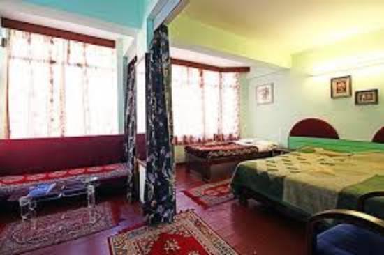 Hotel Mohit: room
