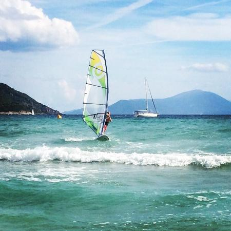 Wind Surf Vassiliki